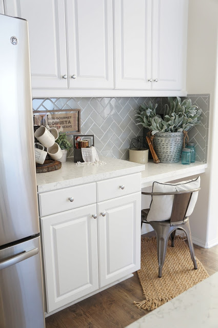 Built-in Kitchen Office
