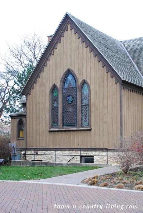 St. John's Episcopal Church at Naper Settlement