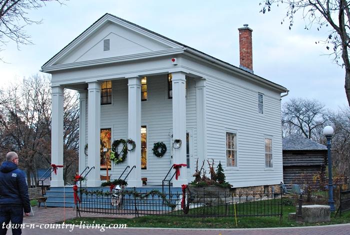 Dr. Hamilton Daniels House at Naper Settlement