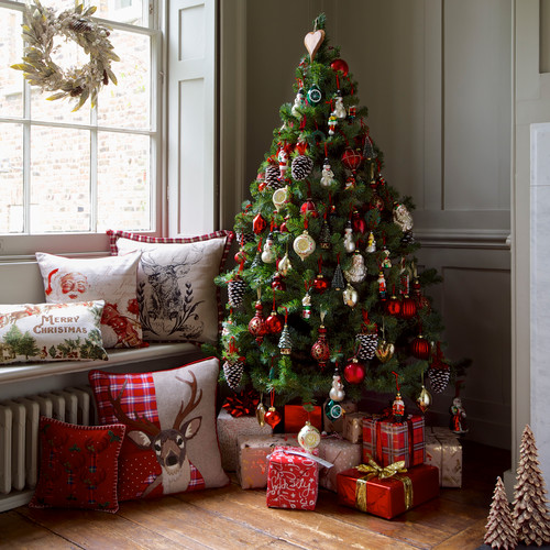 15 Non Traditional Christmas Tree Ideas: Christmas Decorations: 15 Ideas