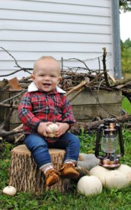 Lumberjack Party: Bear's First Birthday