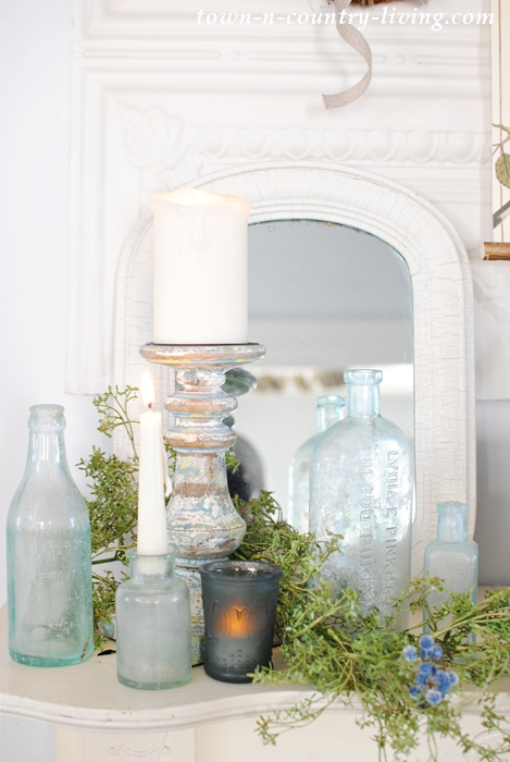 Elements of a Winter Mantel