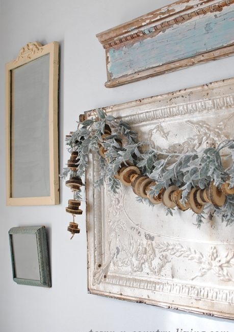 How to Make a Wood Slice Garland