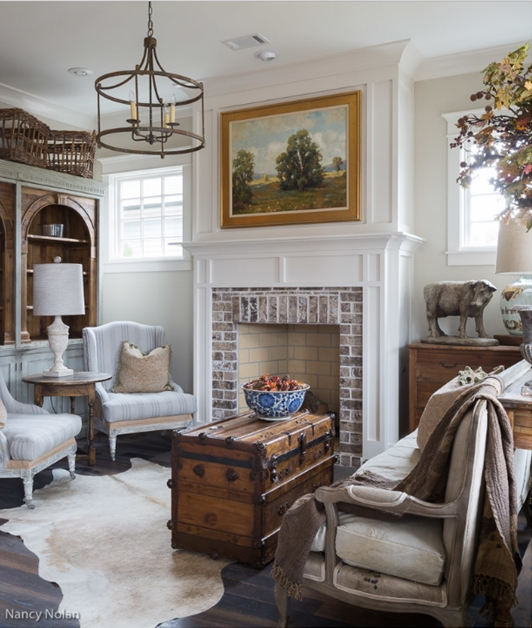 Randolph Cottage Charming Home Tour Town Country Living