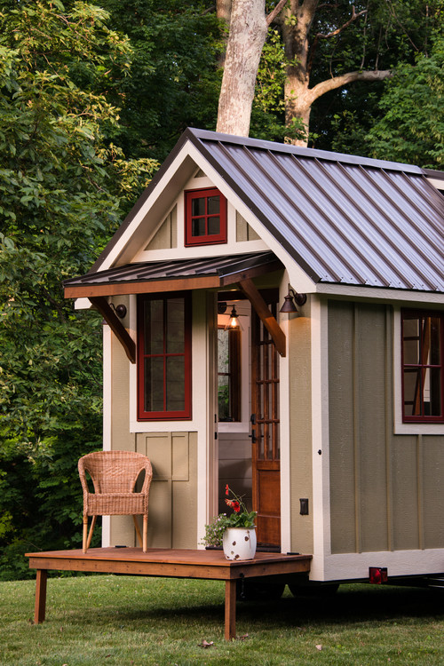 Tiny Houses Inside And Out