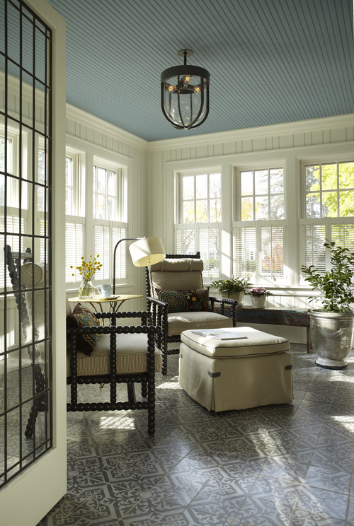 Traditional Sunroom