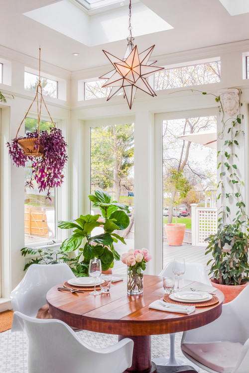 Light and Bright Sunrooms