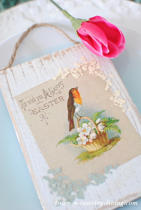 Vintage Easter Printable - Collection of Six Prints to Download