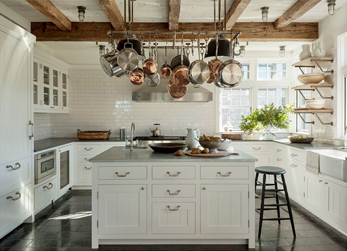Dream Farmhouse Kitchen