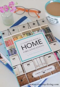 Home Organization Book Giveaway