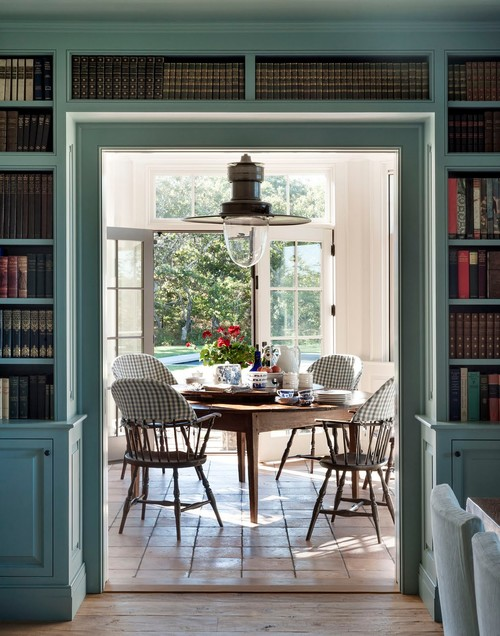 Farmhouse Sunroom
