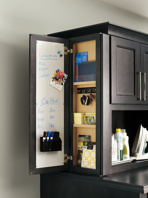 End Cabinet for Keys and Small Items