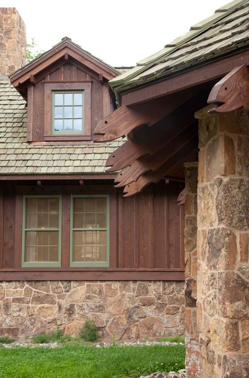 Rustic Exterior in Colorado
