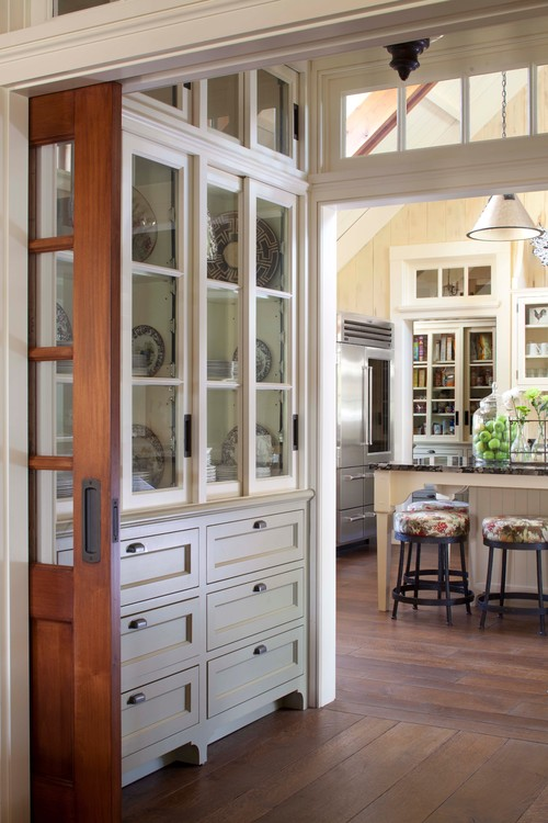 Charming Kitchen with Custom Cabinets