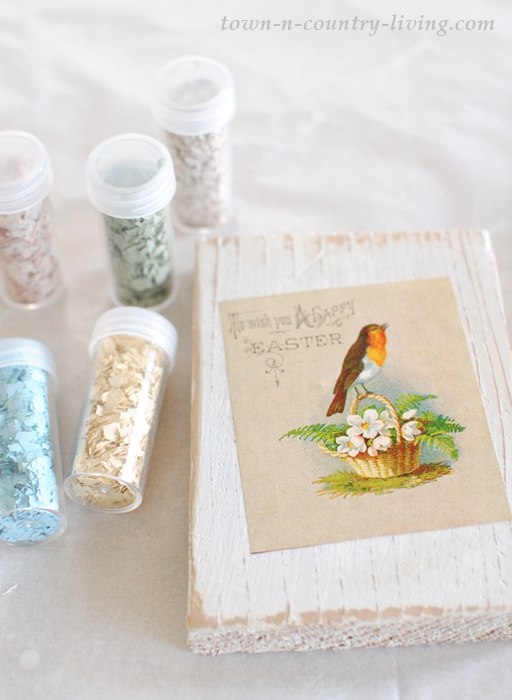 Paper Confetti for Craft Projects