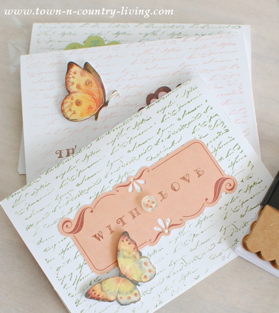 Handmade Greeting Cards. DIY, crafts, paper crafts