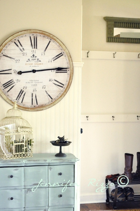 Large Wall Clocks - Jennifer Rizzo