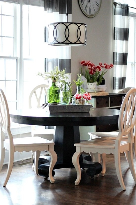 Spring table setting ideas town country living