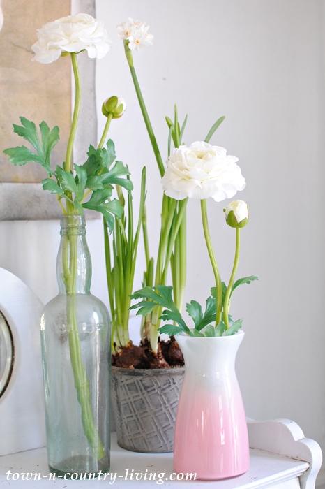 Spring Floral Details