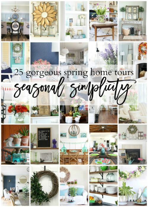 Spring Decorating Ideas from Top Bloggers