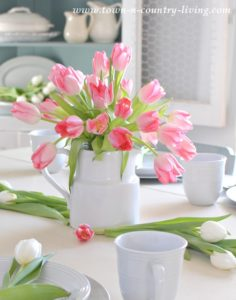 12 Spring Table Setting Ideas
