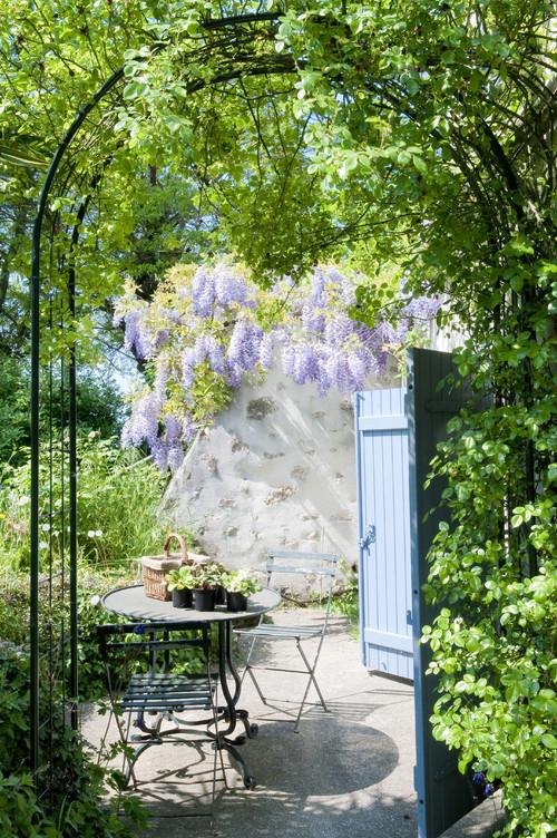 French Farmhouse Patio