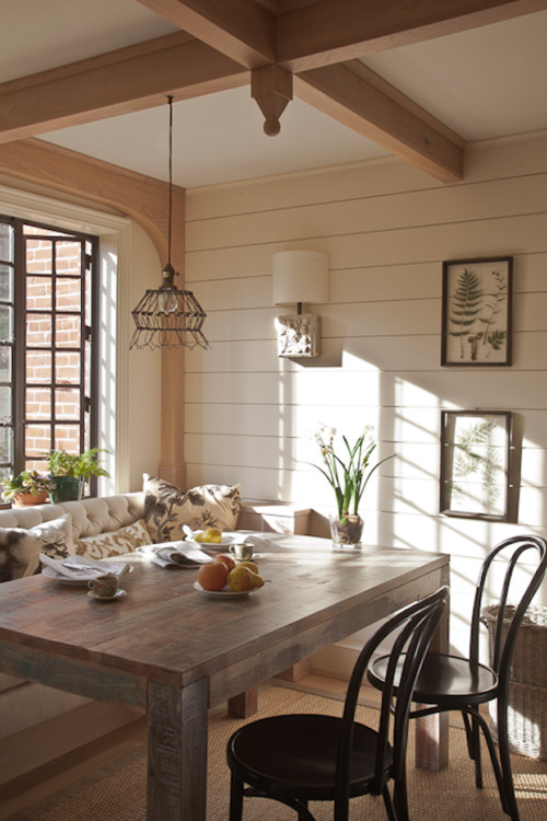 Farmhouse Style Dining Nook