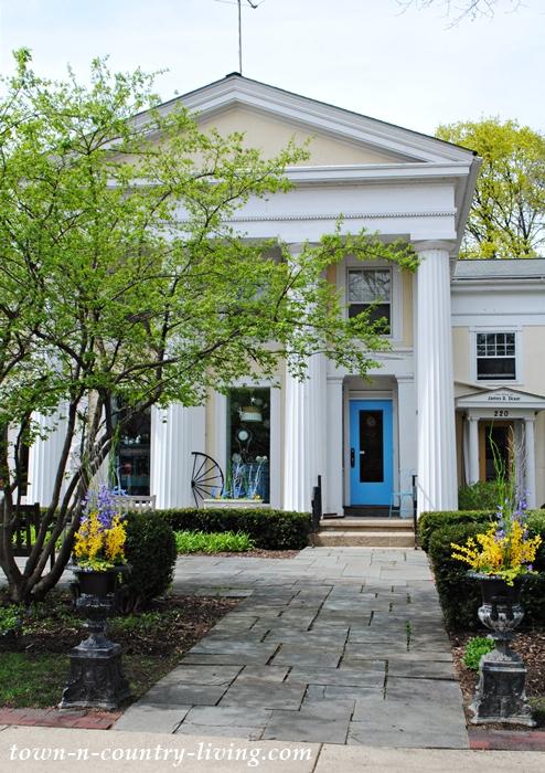 Geneva, Illinois, Greek classic home