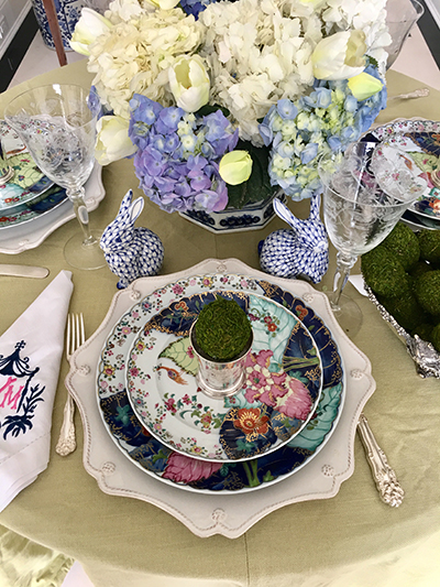 Table Setting by The Enchanted Home
