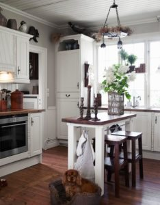 Swedish Villa: Charming Home Tour