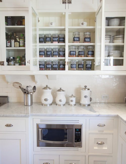 traditional kitchen, kitchen organization, tips for organizing your home