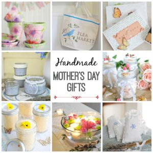 15 Handmade Gifts for Mother's Day
