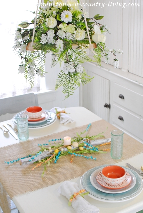 Decorating with flowers 12 easy ideas town country living - How to decorate with spring flowers ...