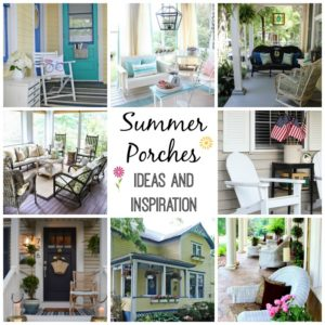 Summer Porch Inspiration