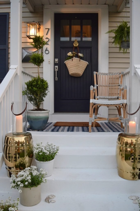 Summer Porch by Nesting with Grace