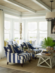 Decorating with Navy Blue