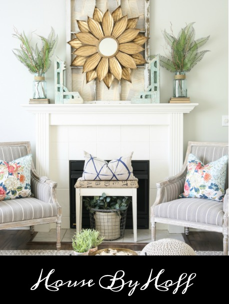 Summer Mantel by House by Hoff