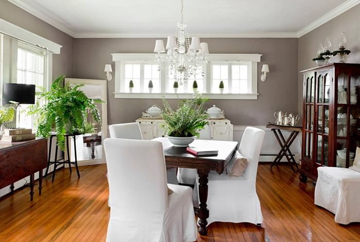 Maryland Farmhouse Dining Room