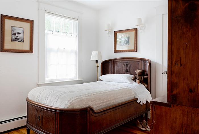 Maryland Farmhouse Bedroom