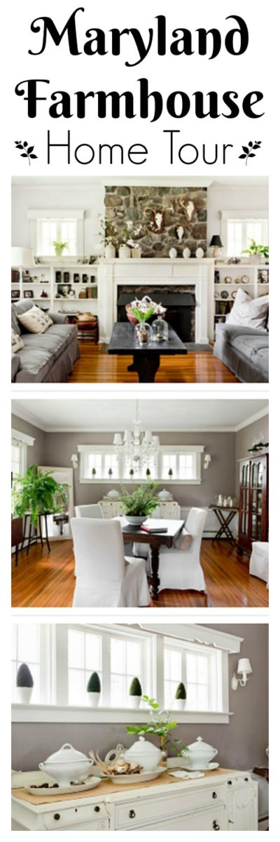 Maryland Farmhouse Home Tour
