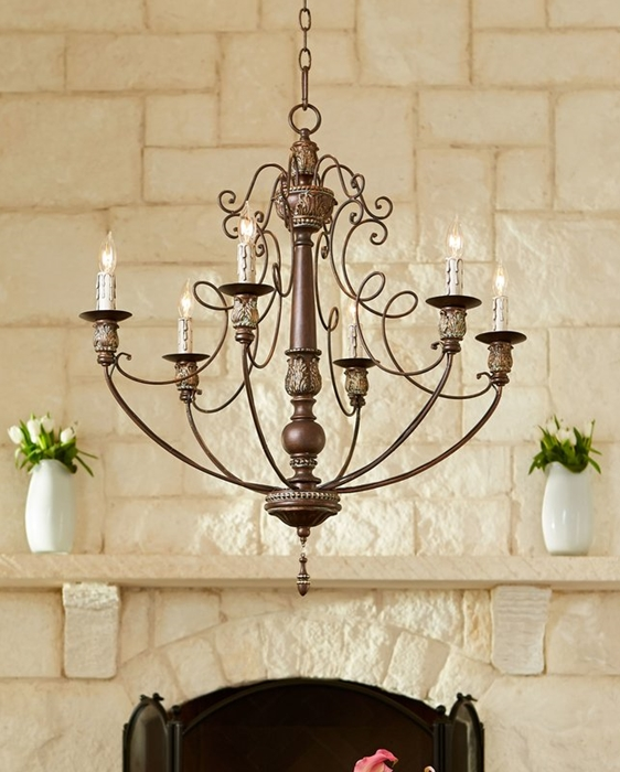 One Alium Way Paladino Chandelier from Wayfair