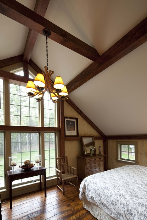 Yankee Barn Bennington Carriage House Bedroom