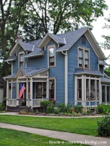 Historic Homes: Geneva, Illinois