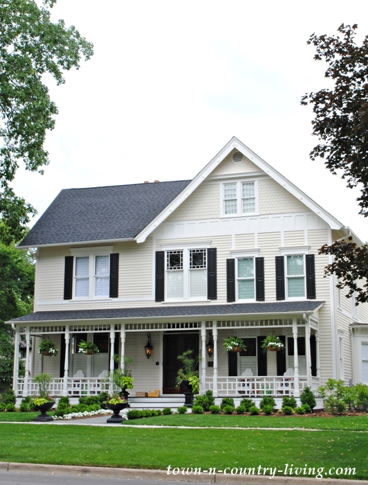 Charming older home with full front porch