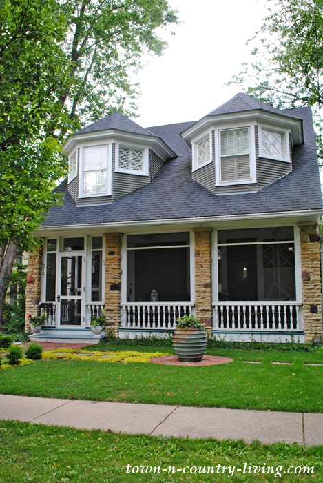 Charming historic homes in Illinois