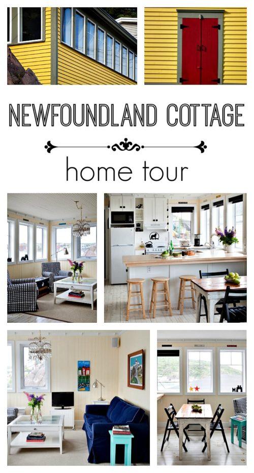 Newfoundland Cottage home tour
