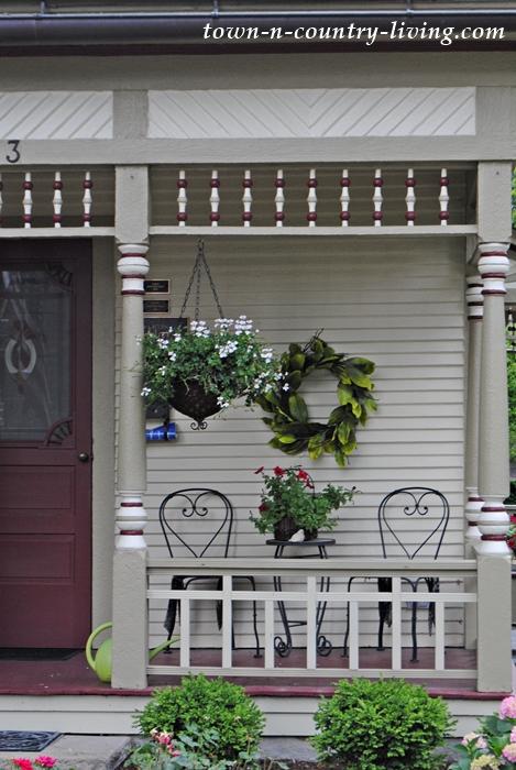 Charming Victorian Porch