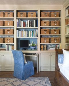 How to Use Baskets in Your Home