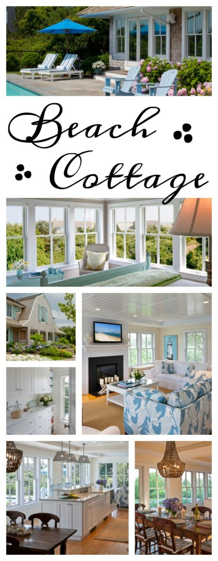 Beach Cottage Home Tour