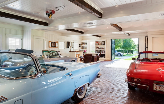 Car Barn Home Tour